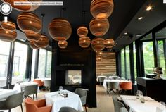 Graypants Scraplights in Hotel Montanus in Bruges
