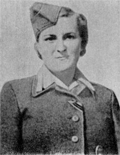 "Hermine Braunsteiner was the first Nazi war criminal extradited from the United States. Working at Majdanek, she was known as the ""Stomping Mare"". Her most infamous actions include lifting children by the hair to throw them onto trucks headed to the gas chambers, hanging young girls, and stomping women to death. She became known for her crazy tantrums and could be expected to lash out with a riding whip at the slightest provocation."