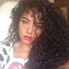 Curls. my next goal getting my curly hair back