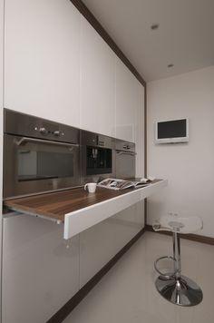 Panel Apartment Renovation by Viktor Csap