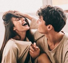Nothing like the laughter of your loved one.