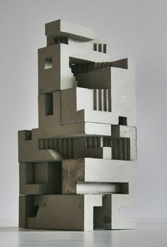 concrete sculptures of Brutalist structures can be used like grown-up Lego — Creative Boom Miniature concrete sculptures of Brutalist structures can be used like grown-up Lego Sculpture Ornementale, Concrete Sculpture, Beton Design, Concrete Design, Lego Creative, Design Creation, Architectural Sculpture, Architectural Digest, 3d Modelle