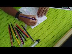 Tear and make a hand shape card for any occasion for kids - YouTube