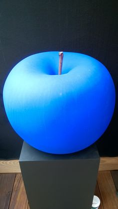 Apple at the Chelsea Flower Show, finished with a velvet matte coating