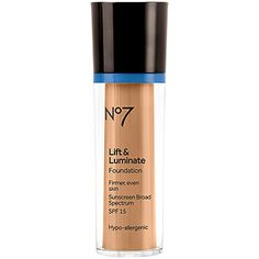 Love that I got 20% off No7 Lift & Luminate Foundation Cool Ivory (SPF15) from Boots Retail USA for $12.99.