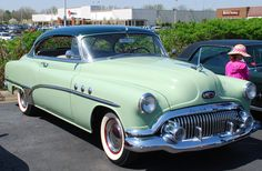 1952 Buick Special Maintenance/restoration of old/vintage vehicles: the material for new cogs/casters/gears/pads could be cast polyamide which I (Cast polyamide) can produce. My contact: tatjana.alic@windowslive.com