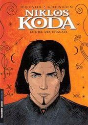 Niklos Koda, T02, Le Dieu des Chacals