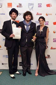 Iulia Verdes Gopo Awards 2014  Dress: Rhea Costa  Shoes: Coca Zaboloteanu  Necklace: Carla Szabo
