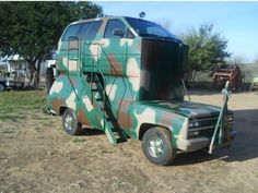 Zombie Hunting Vehicle