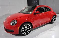 #Volkswagen Beetle 2012
