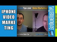 Online video marketing using your iPhone courtesy of my special guest Jules Watkins.  Jules is a video guru who teaches us how to use an iPhone video camera to create amazing videos for our business.   Jules has directed hit TV shows like The Biggest Loser and Pimp My Ride in the UK.  He uses his reality TV experience to teach us how to create effective and engaging videos. http://www.EasyOnlineVideoTips.com/OnlineVideoMarketing