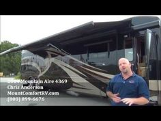 ▶ Brand New 2014 Newmar Mountain Aire 4369 Class A Motorhome Diesel Pusher - YouTube