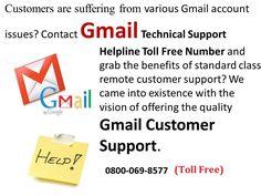 Gmail Helpline