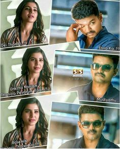 Crazy Quotes, Best Love Quotes, Time Quotes, Movie Quotes, Ilayathalapathy Vijay, Vijay Actor, Actor Photo, Amazing Spiderman, Celebs