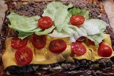 Low Carb Big Mac Rolle aus dem TM5