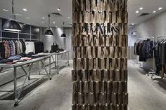 Deviations store by Ito Masaru Design, Yokohama – Japan » Retail Design Blog