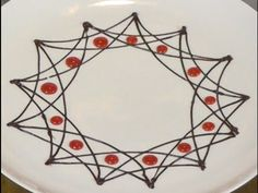 Dessert Plating Decoration Ideas - Dessert Design - Plate Decoration - C...