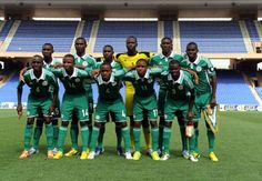 Welcome to Eric's Info: 2015 African Youth Championship: Nigeria U-20 get ...