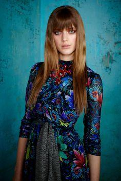 Fashion Show: Matthew Williamson Pre-Fall 2015 Runway