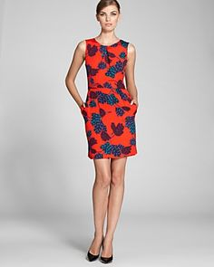 MARC BY MARC JACOBS Dress - Mareika Tulip | Bloomingdale's