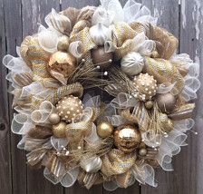 Wreaths in Holiday Decor - Etsy Holidays - Page 15