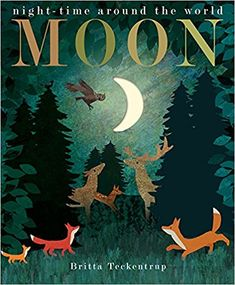 Moon: Amazon.co.uk: Patricia Hegarty, Britta Teckentrup: 9781848696679: Books