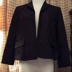 Ann Taylor Black Blazer NWT Ann Taylor Blazer! Great for work paired with pants or a pencil skirt! Ann Taylor Jackets & Coats Blazers