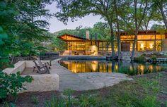 mill creek ranch, vanderpool (architecture: lake flato)