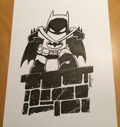 "822 To se mi líbí, 7 komentářů – Craig Bruyn (@craig_bruyn) na Instagramu: ""4th of 4 Batman pieces I'm posting up tonight. sketching in practice for Batman day next Saturday.…"" Drawing Cartoon Characters, Character Drawing, Cartoon Drawings, Cartoon Art, Batman Cartoon, Batman Art, Batman Drawing, Baby Avengers, Smart Art"