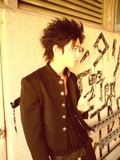 Kirishima Hiromi :: Shunsuke Daito :: Crows Zero