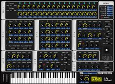 MS-01 v2.1 free VST synthesizer for Windows. http://www.vstplanet.com/News/2015/Midinaut-releases-MS-01-v2.1-free-VST-synthesizer.htm