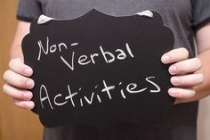 Nonverbal Communication Activities for Adults. This could be great for family play therapy sessions. Group Therapy Activities, Communication Activities, Interpersonal Communication, Improve Communication, Work Activities, Effective Communication, Therapy Ideas, Team Building Activities For Adults, Counseling Activities