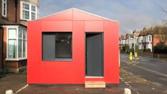 The Y-Cube is a new housing idea in London costing on £30k each and is perfect for a single occupant. Could this resolve London's housing crisis?