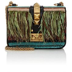 Valentino Lock Mini Shoulder Bag