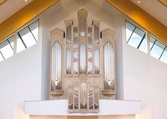 Urk - Ichtuskerk - Boogaard orgel