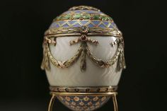 Peter Carl Faberge egg