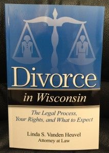 Check out Vanden Heuvel & Dineen, S.C. blog. Divorce in Wisconsin is now available with answers to more than 350 legal questions.
