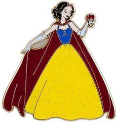 Pin Pics Pin 86003: Disney Store - Disney Princess Designer Collection Set (Snow White only)