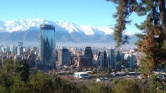 Visit Santiago, Chile