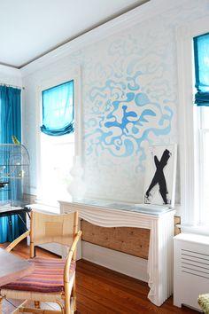 Joyce Silverman's NJ Cottage x Domaine Home.
