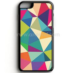 Colorful Squiggles iPhone 7 Case | Aneend.com