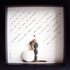 Unique WEDDING Gift-Customized Wedding Gift-Pebble Art-Unique Engagement Gift-Wedding Art-Couples Gift-Love Gift-Bride and Groom Gift by MedhaRode on Etsy https://www.etsy.com/ca/listing/527488899/unique-wedding-gift-customized-wedding