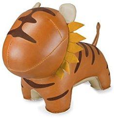 Amazon.com: Zuny Series Tiger (Mateo) Tan Animal Bookend: Home & Kitchen