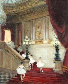 Jules-René Hervé - Ballerines de l'Opéra
