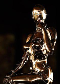 sexy robotica