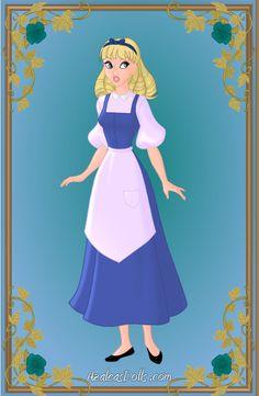 Fairytale Series: Alice In Wonderland by LadyBladeWarAgnel