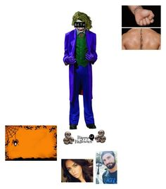 """Halloween 2013 (Seth's Outfit)"" by wwetnagirl ❤ liked on Polyvore featuring WWE, men's fashion and menswear"