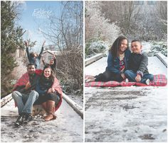 Evidence Photography and Design: Snow Day | Seattle Family Photography | Evidence Photography & Design