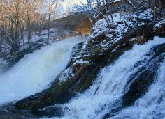 winter #watervallen, #Coo, #Baron