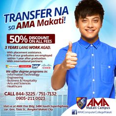 Enroll now to avail of this AMAzing discount!